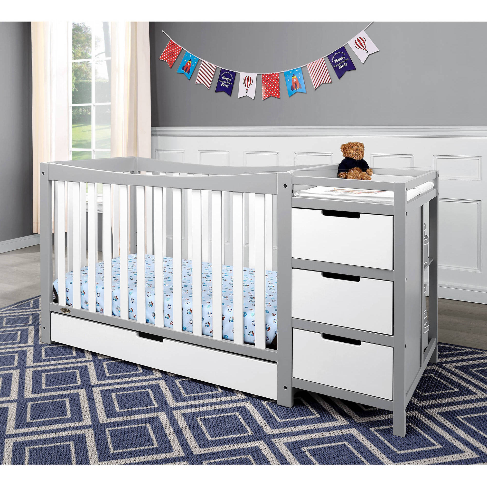 cribs convertible furniture drawers ycr crib legacy item madison with kids collections classic wayside