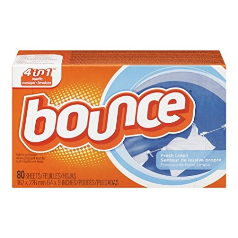 Bounce fresh linen scent fabric softener sheets 80 count for Fresh home login