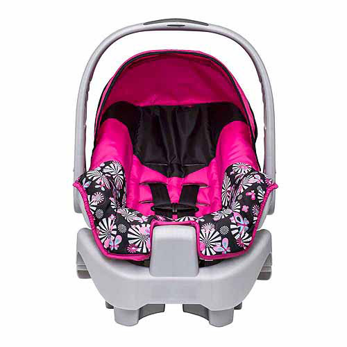 evenflo nurture infant car seat pink ebay. Black Bedroom Furniture Sets. Home Design Ideas