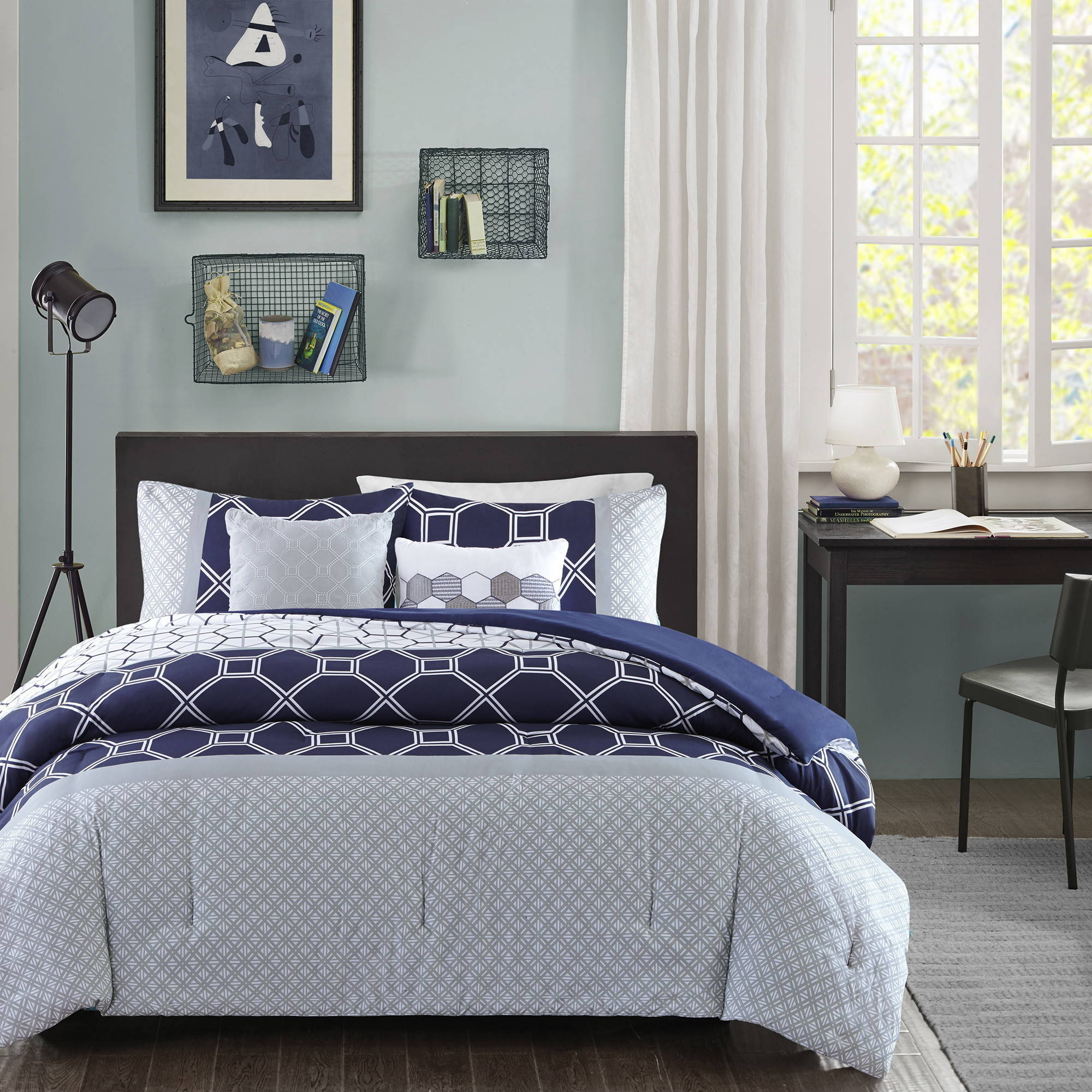 blue best uncategorized set of light full navy sets queen style files and comforter popular pic sky