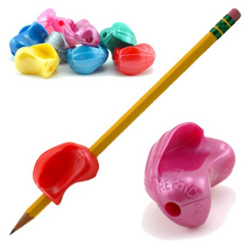 The pencil grip crossover grip ergonomic writing aid