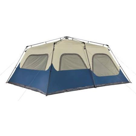 Coleman 12 Person Double Hub Instant Tent Ebay