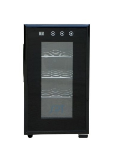 Spt Wc 0888h Thermo Electric Slim Wine Cooler 8 Bottles