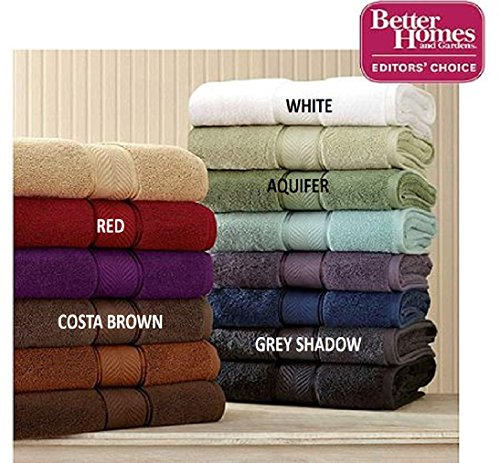 Better Homes And Gardens Thick And Plush Bath Towel Collection B