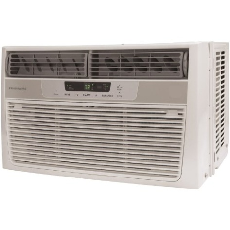 Frigidaire fra065at7 6000 btu mini compact window air for 15 inch wide window air conditioner