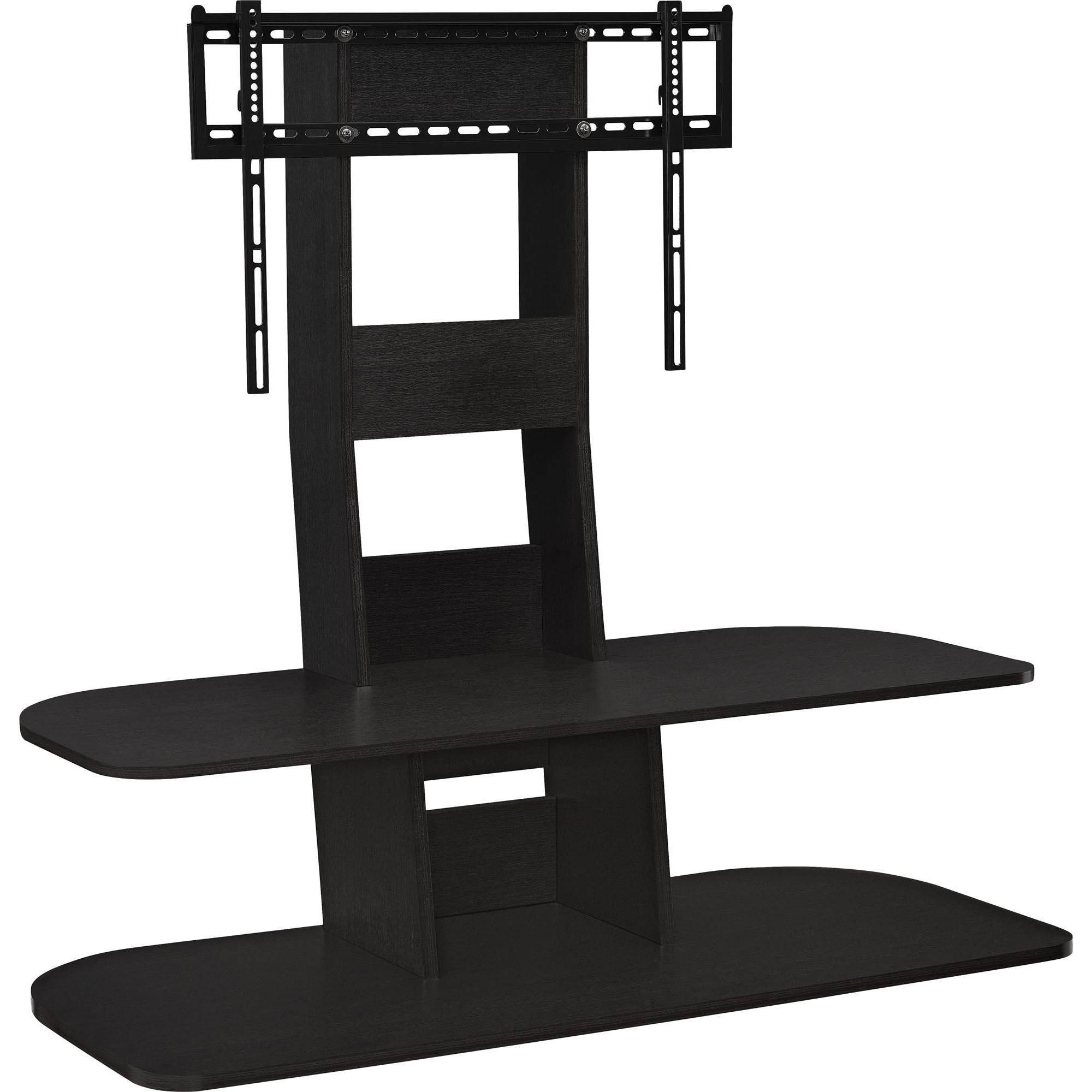 altra galaxy xl tv stand with mount for tvs up 65 multiple colors ebay. Black Bedroom Furniture Sets. Home Design Ideas