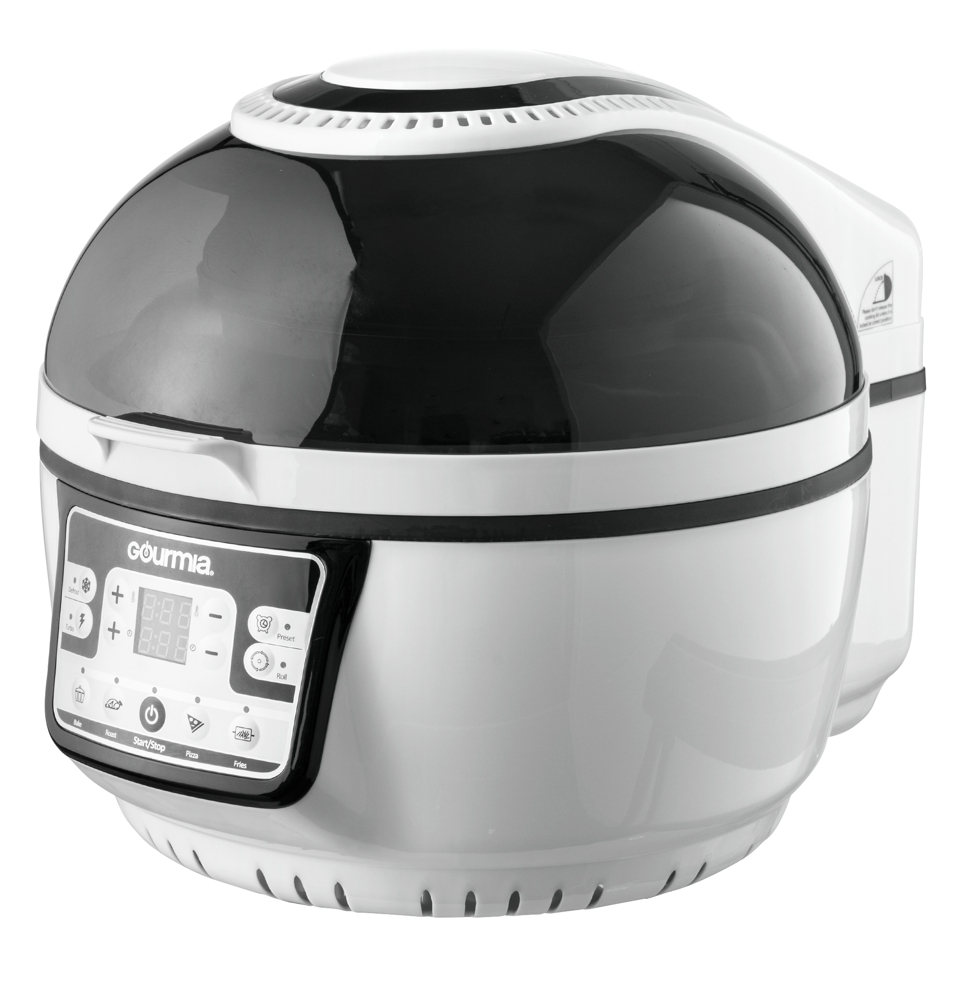 Gourmia digital air fryer griller and roaster ebay Modern home air fryer