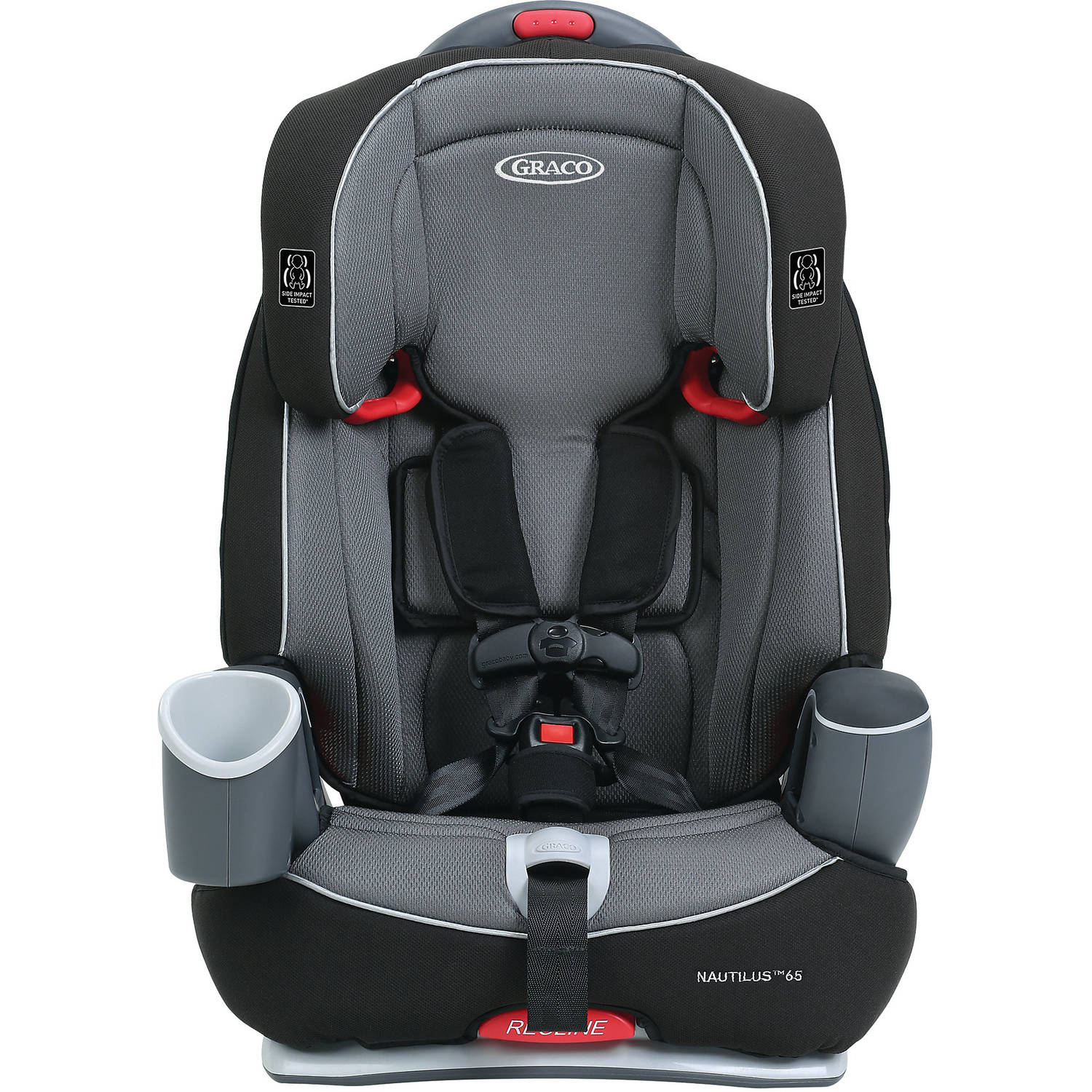Graco Nautilus 3 In 1 Car Seat With Safety Surround >> Graco Nautilus 65 3-in-1 Multi-Use Harness Booster Car ...