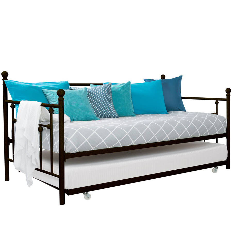 Dhp Manila Twin Daybed And Trundle Multiple Colors Ebay