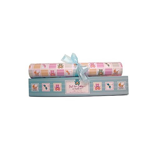 Baby New Scented Drawer Liner From Scentennials Blue Aqua