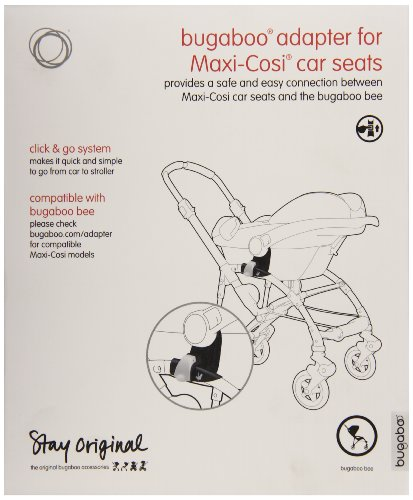 bugaboo bee car seat adapter maxi cosi. Black Bedroom Furniture Sets. Home Design Ideas