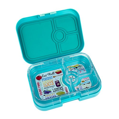 yumbox leakproof bento lunch box container fifth avenue blue fo. Black Bedroom Furniture Sets. Home Design Ideas