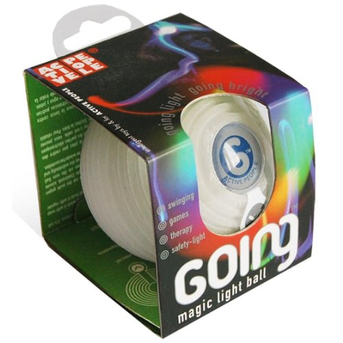 The GOING Magic Light Ball Motion Toy