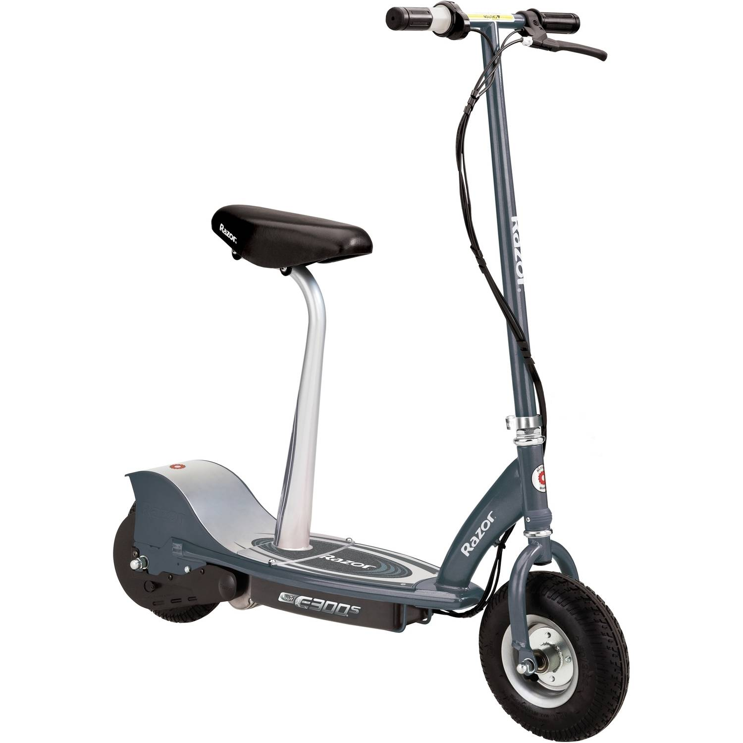 razor e300s seated electric scooter ebay. Black Bedroom Furniture Sets. Home Design Ideas