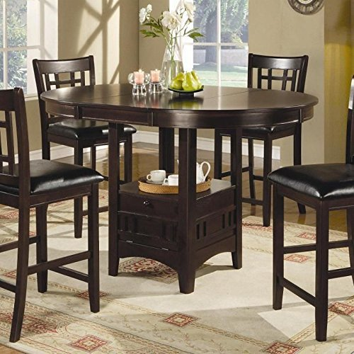 Coaster Counter Height Dining Table Only