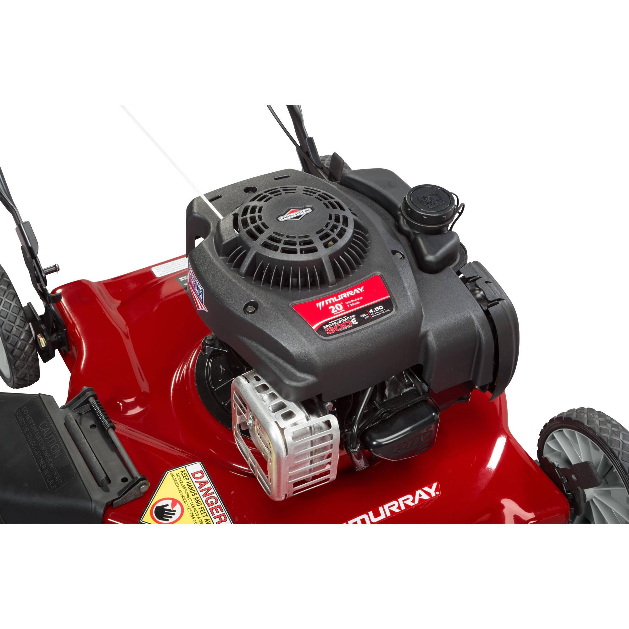 Murray 20 gas powered lawn mower ebay for Best motor oil for lawn mowers