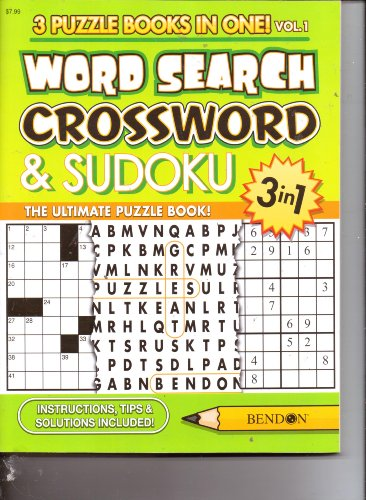 Electric Kitchen Appliance Crossword Clue ~ In word search crossword sudoku puzzle books