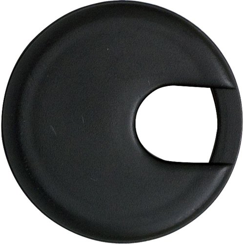 Ge 1 1 2 furniture hole cover for cords and cables for 2 furniture hole cover