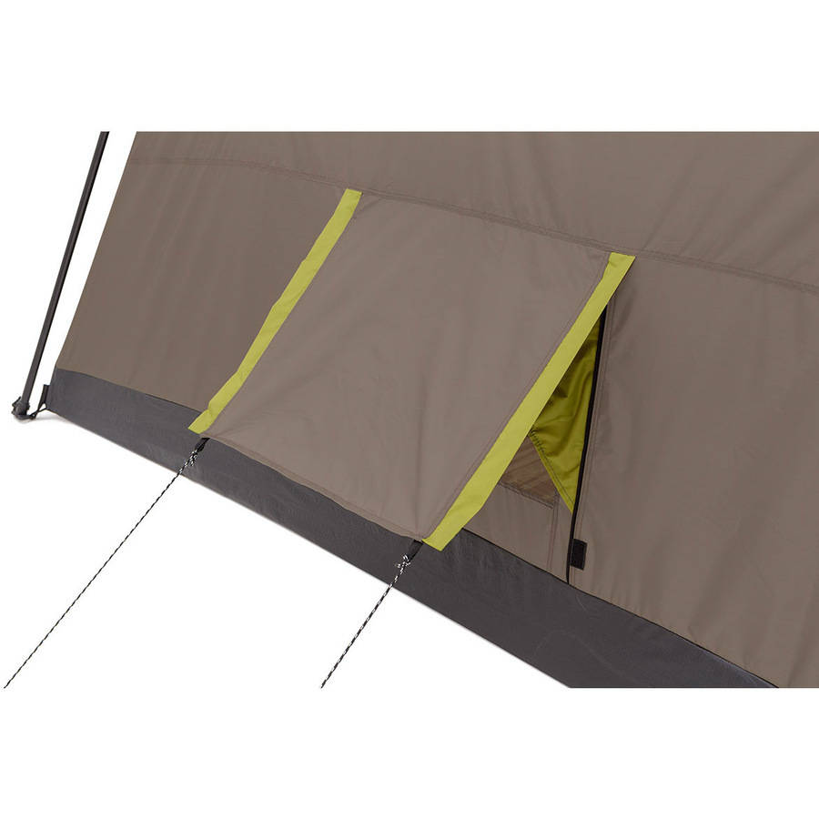 16 Person Instant Tent : Ozark trail  instant cabin tent sleeps