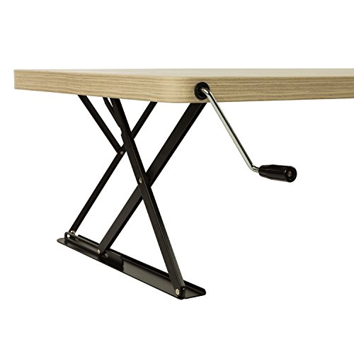Halter Manual Adjustable Height Table Top Sit / Stand Desk