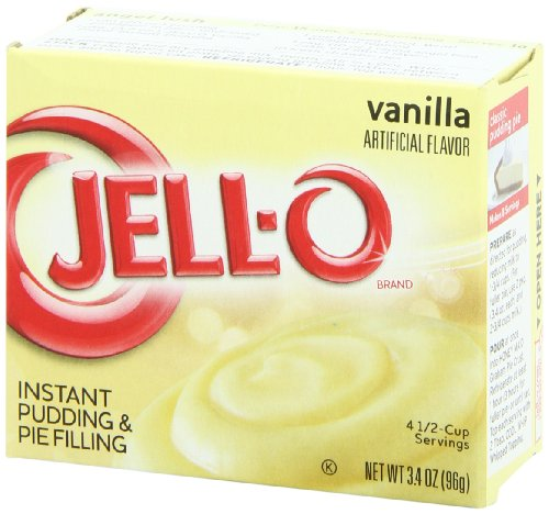 Jello Instant Pudding In Cake