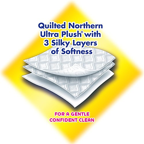 Quilted Northern Ultra Plush Bath Tissue 48 Double Rolls