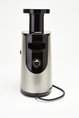 Hurom Slow Juicer Hh Sbb11 : Hurom Elite Slow Juicer Model HH-SBB11 Noble Silver with Cookbook