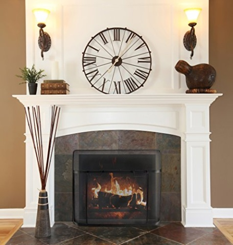 Pleasant Hearth Fireplace Screen Guard