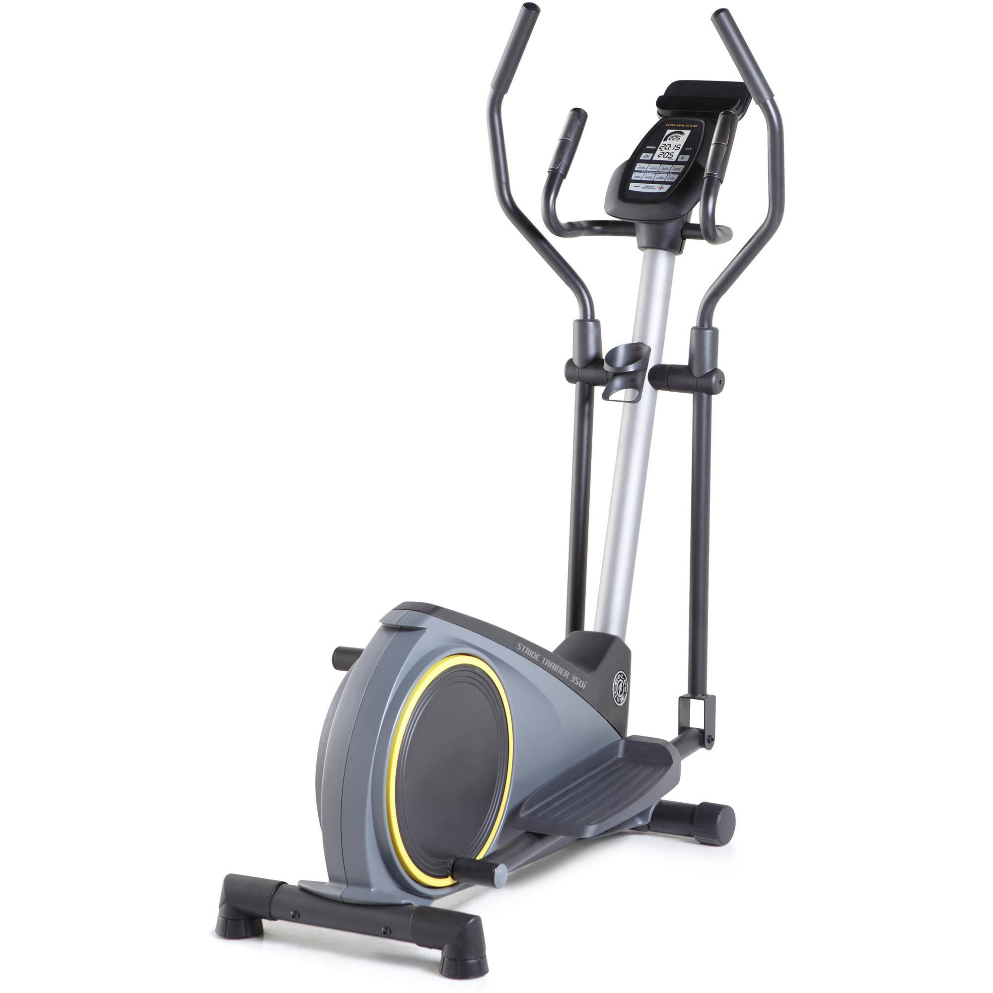 Gold's Gym Stride Trainer 350i Elliptical With IFit