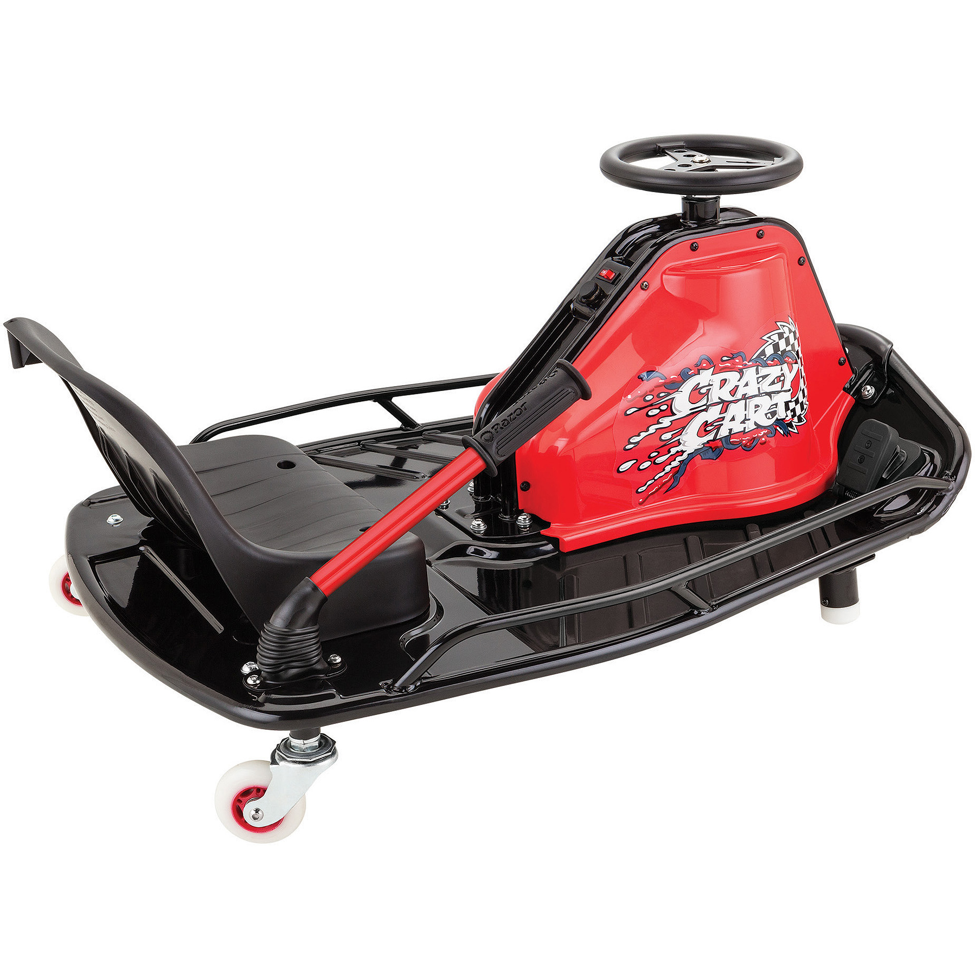 Razor Electric Powered Drifting Crazy Cart Ebay