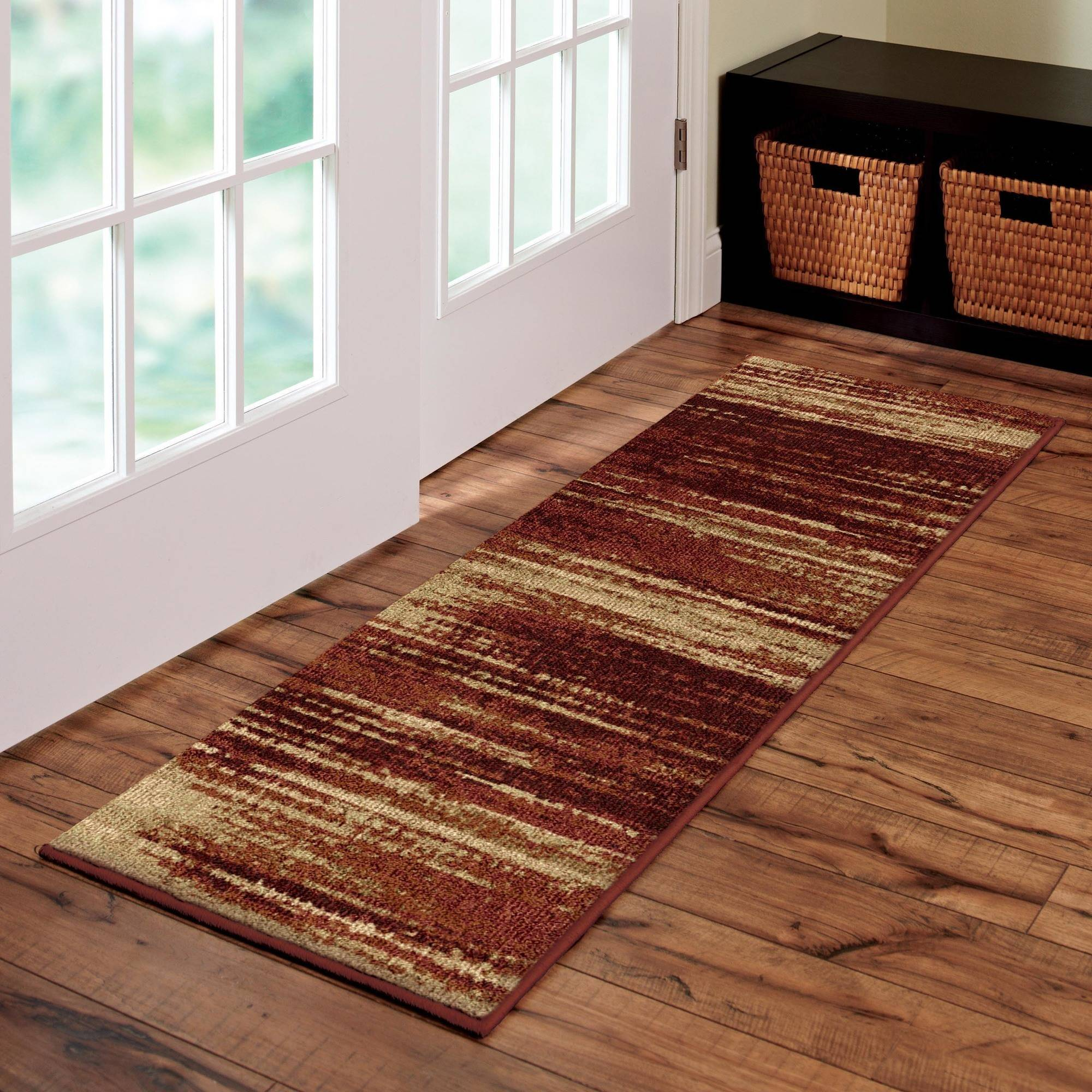 Better Homes and Gardens Shaded Lines Area Rug or Runner | eBay
