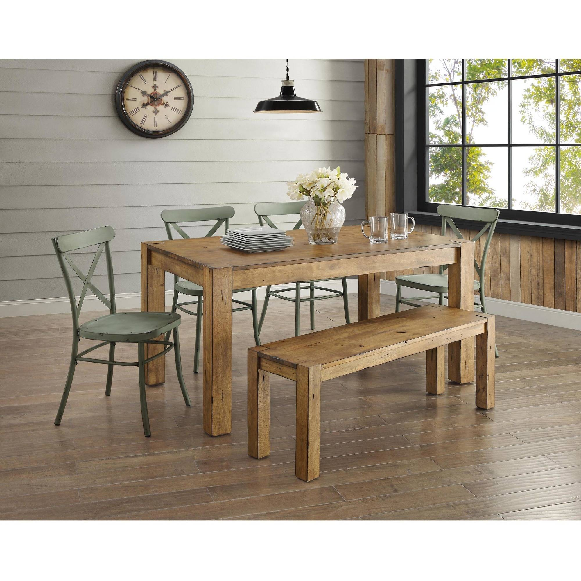 Better Homes And Gardens Collin Silver Dining Chair