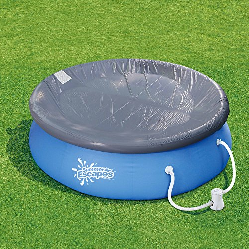 Summer Escapes Pool Cover For 12 14 Foot Above Ground Pools