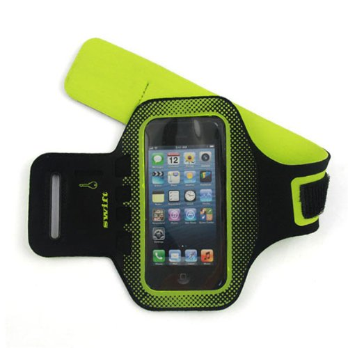 Iphone Armband For Iphone 5 5s 5c And Iphone 4 And 4s By Swift