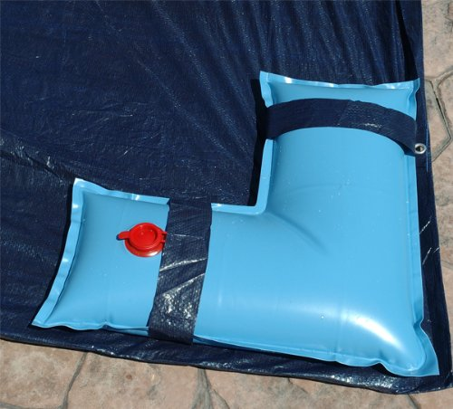 Robelle 3802 04 Corner Deluxe Water Tubes For Winter Pool Covers
