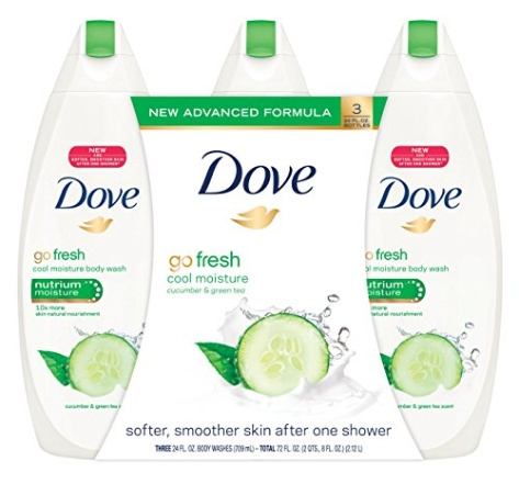 Dove go fresh cool moisture body wash value pack 24 for Fresh home login