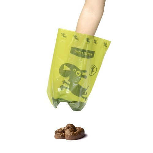 Earth ratedr green dog waste bag dispenser for leash include for Earth rated dog bags