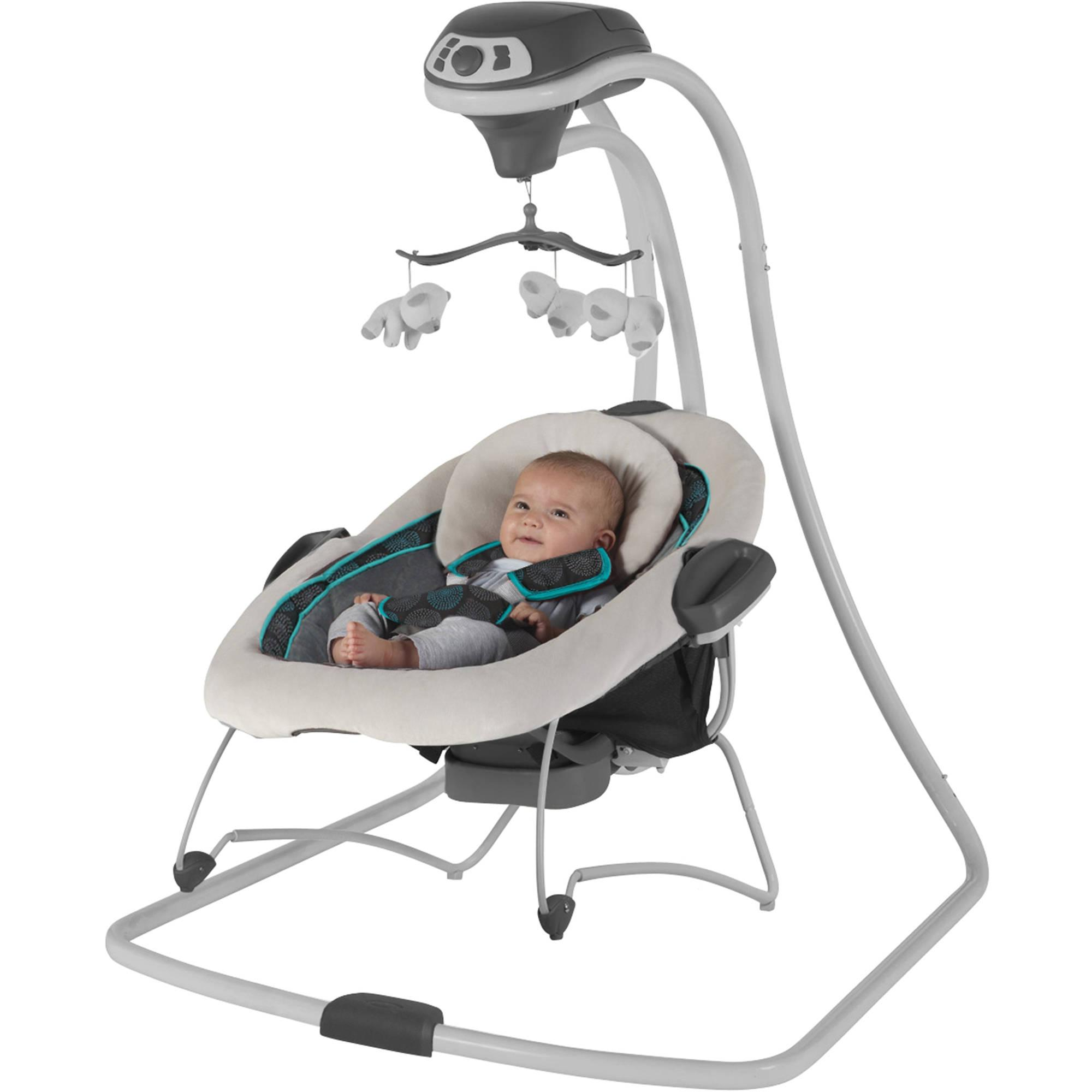 Graco Duetconnect Swing And Bouncer Bristol Ebay