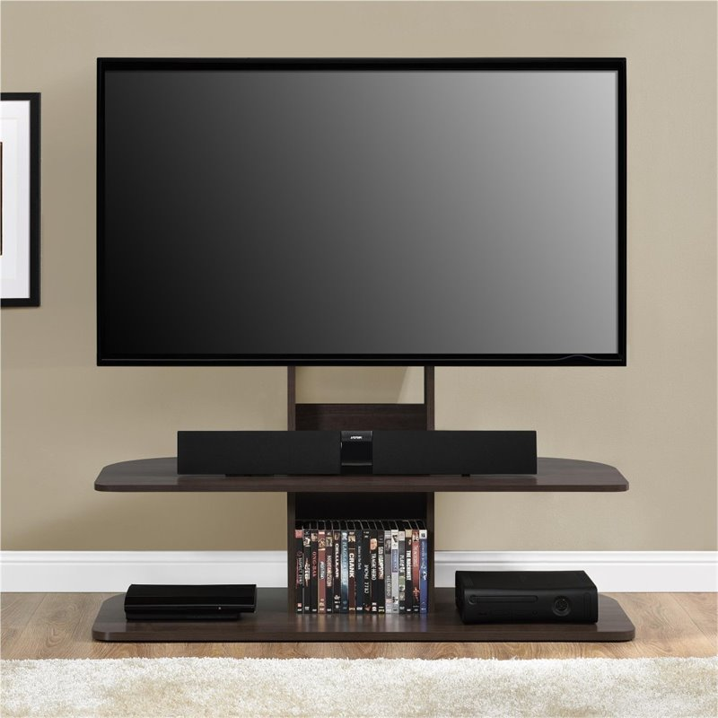 Altra Galaxy Xl Tv Stand With Mount For Tvs Up 65 Multiple Colors Ebay