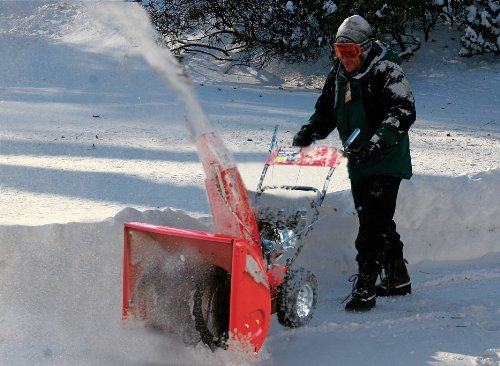 powerland snow thrower pdst24 engine manual