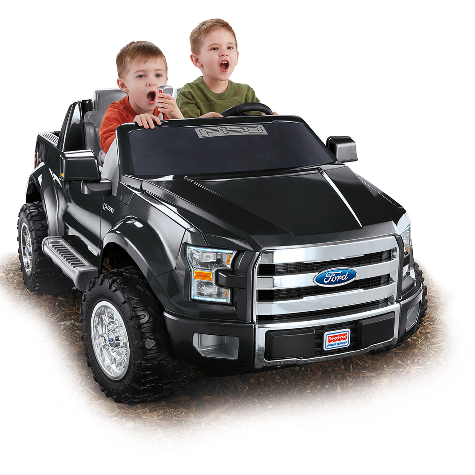 Fisher Price Power Wheels Ford F 150 12 Volt Battery