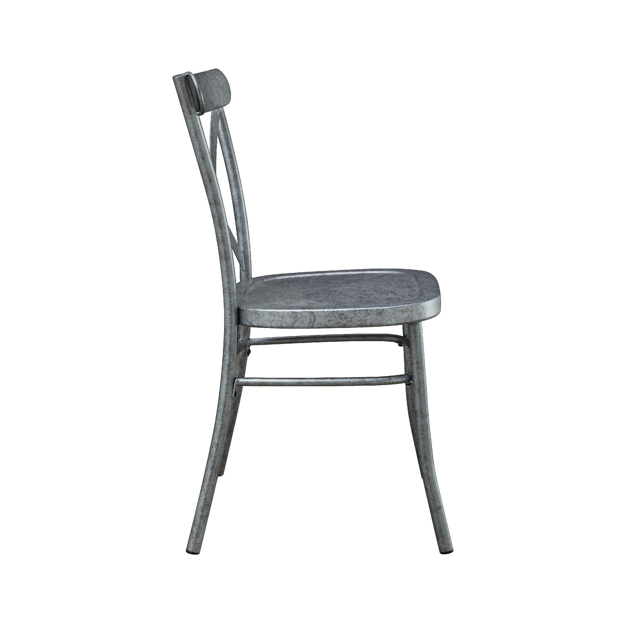 Better Homes And Gardens Maddox Crossing Dining Chair Set: Better Homes And Gardens Collin Silver Dining Chair, 2