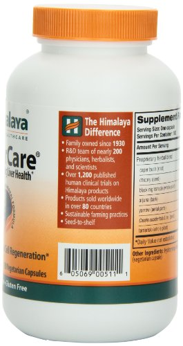 Livercare Liv 52 Ingredients
