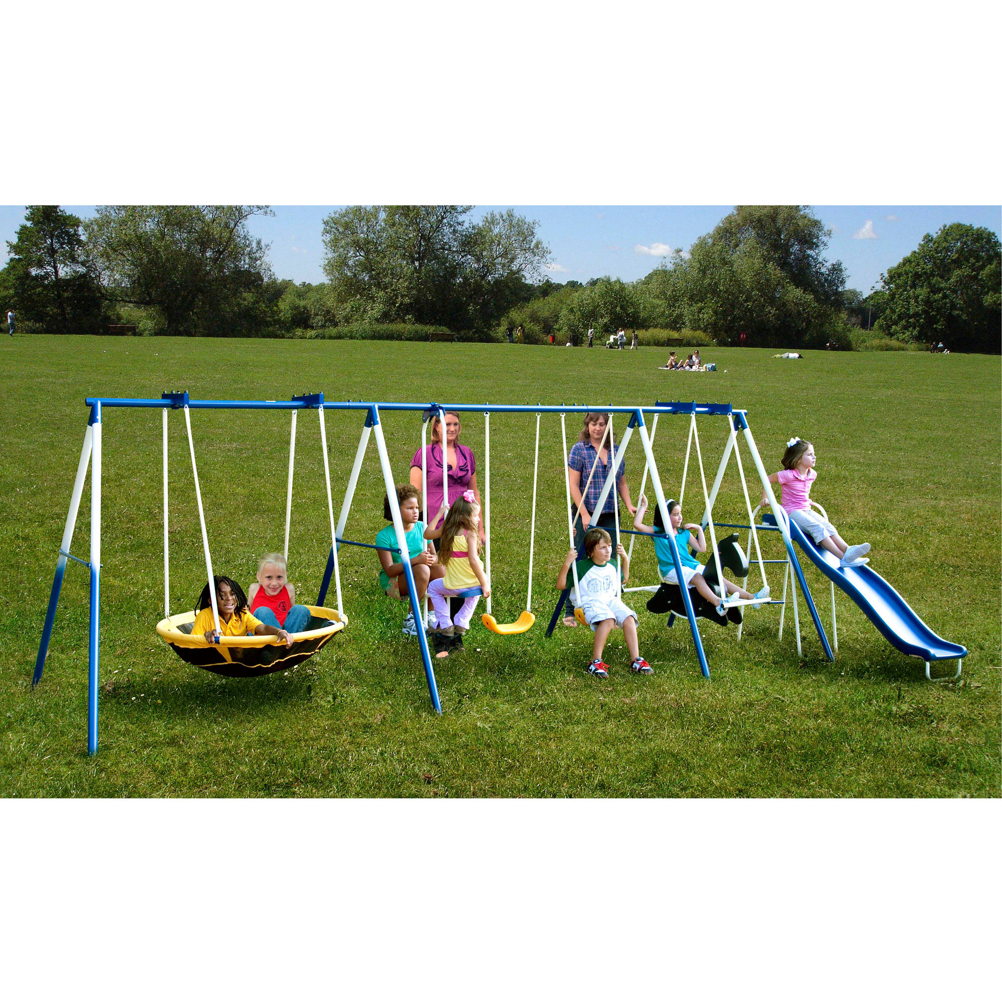Swing Sets With Saucer Www Topsimages Com