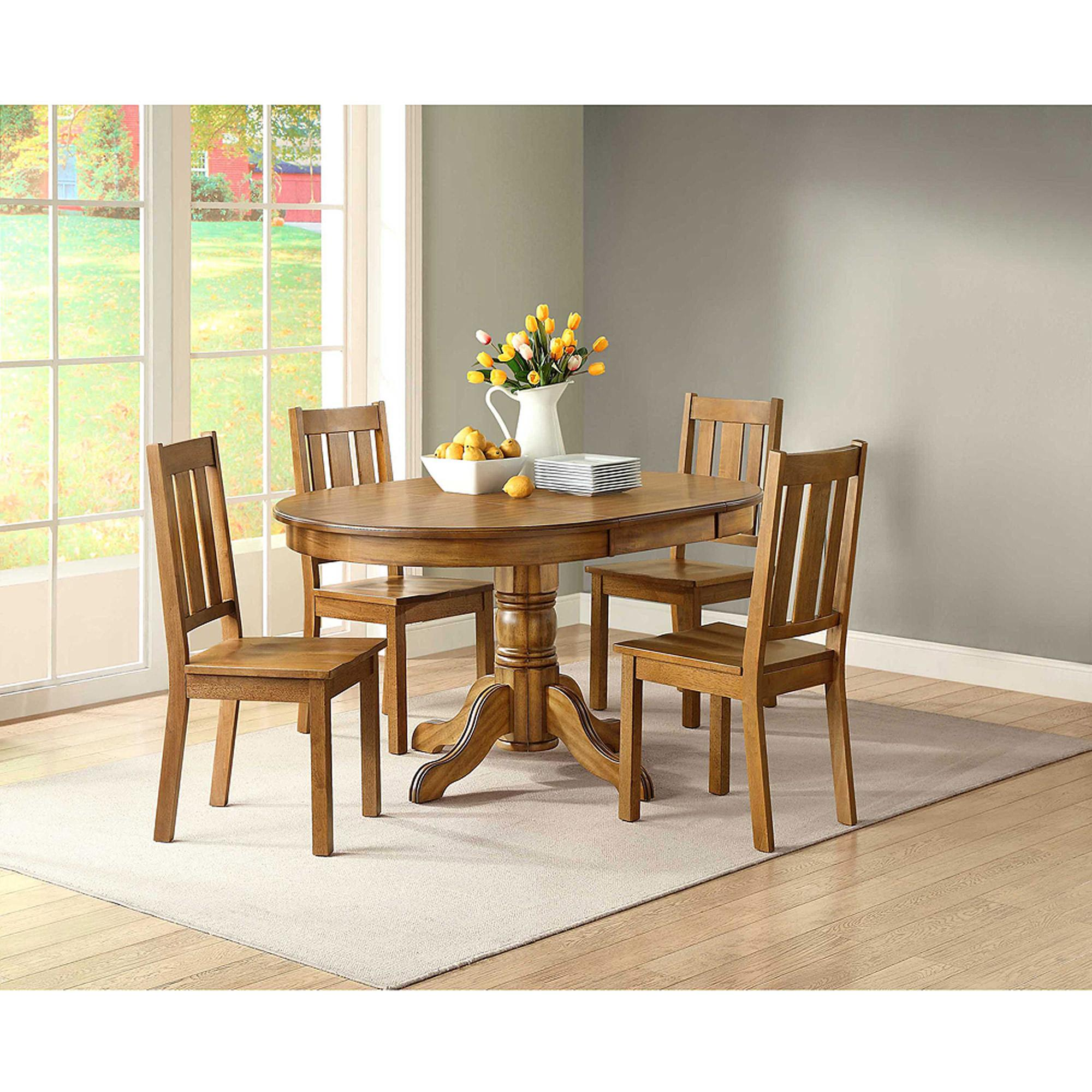 Better homes and gardens bankston dining chair set of 2 - Better homes and gardens dining set ...