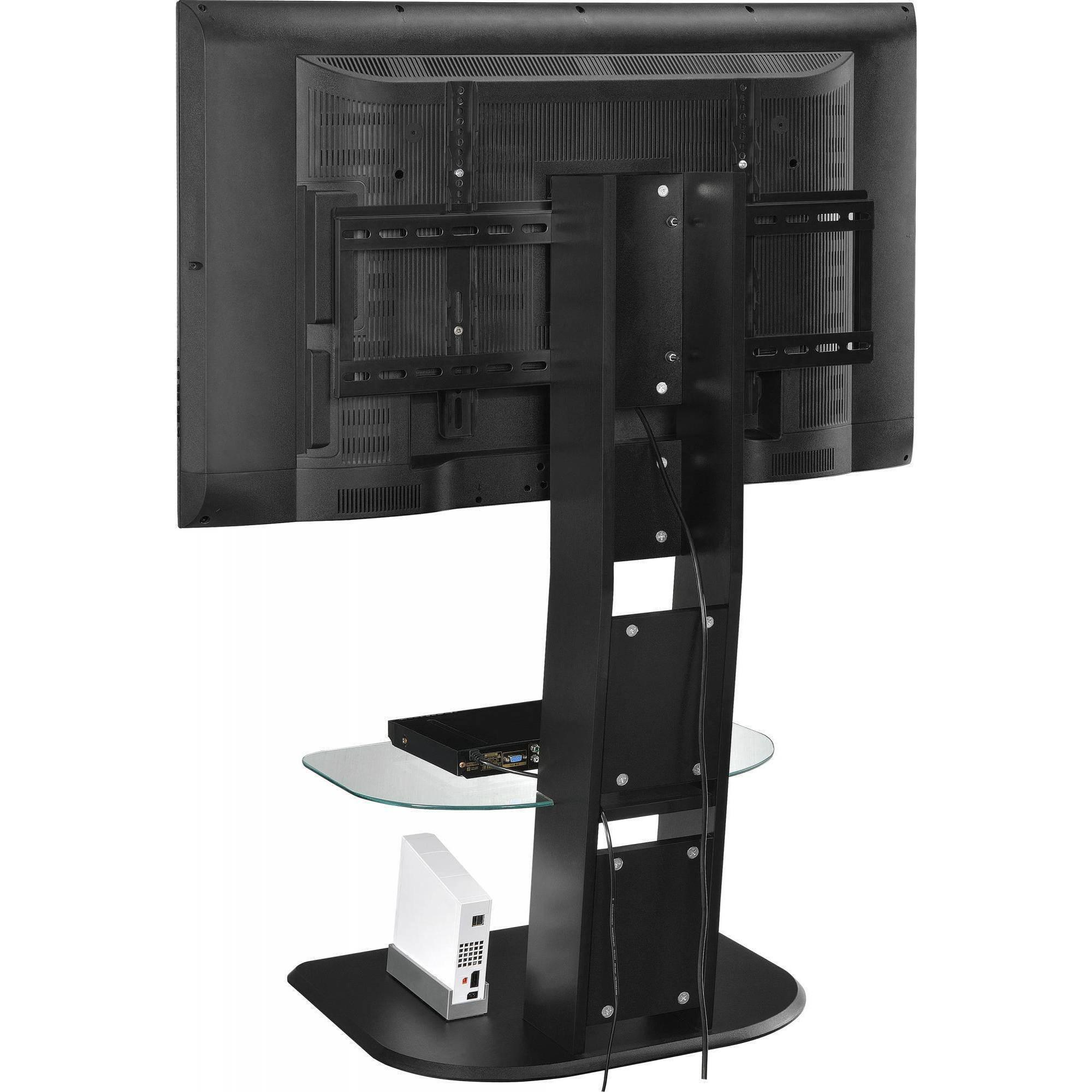altra galaxy tv stand with mount for tvs up to 50 multiple finishes. Black Bedroom Furniture Sets. Home Design Ideas