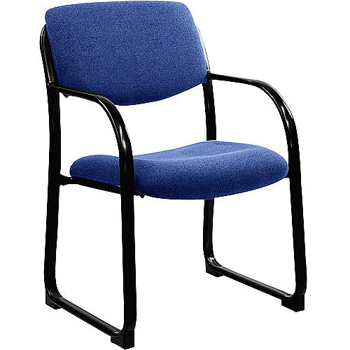Fabric Upholstered Executive Guest and Reception Chair