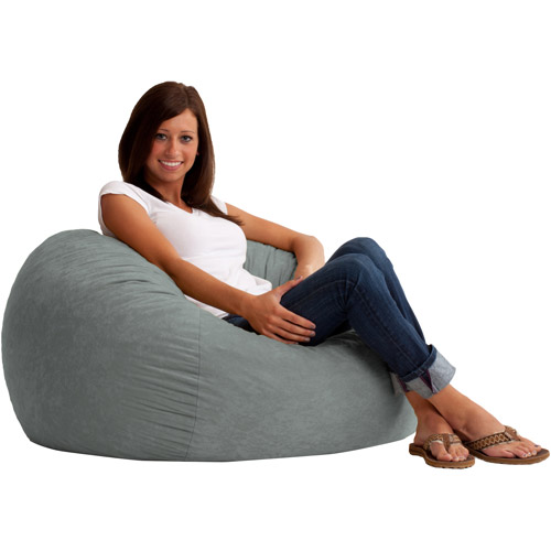 3 039 Fuf Comfort Suede Bean Bag Multiple