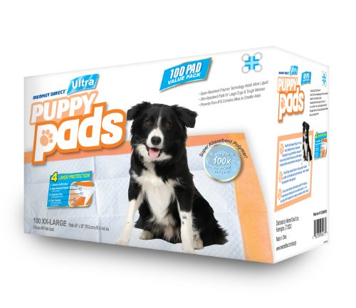 Disposable puppy pads help train your pet to eliminate on the pad, not on your floor. Puppy pads are also great for older, ill or incontinent pets. | eBay! The leak proof plastic backing provides protection to your floor and makes clean up easy. Disposable puppy pads help train your pet to eliminate on the pad, not on your bestgfilegj.gq date: Nov 29,