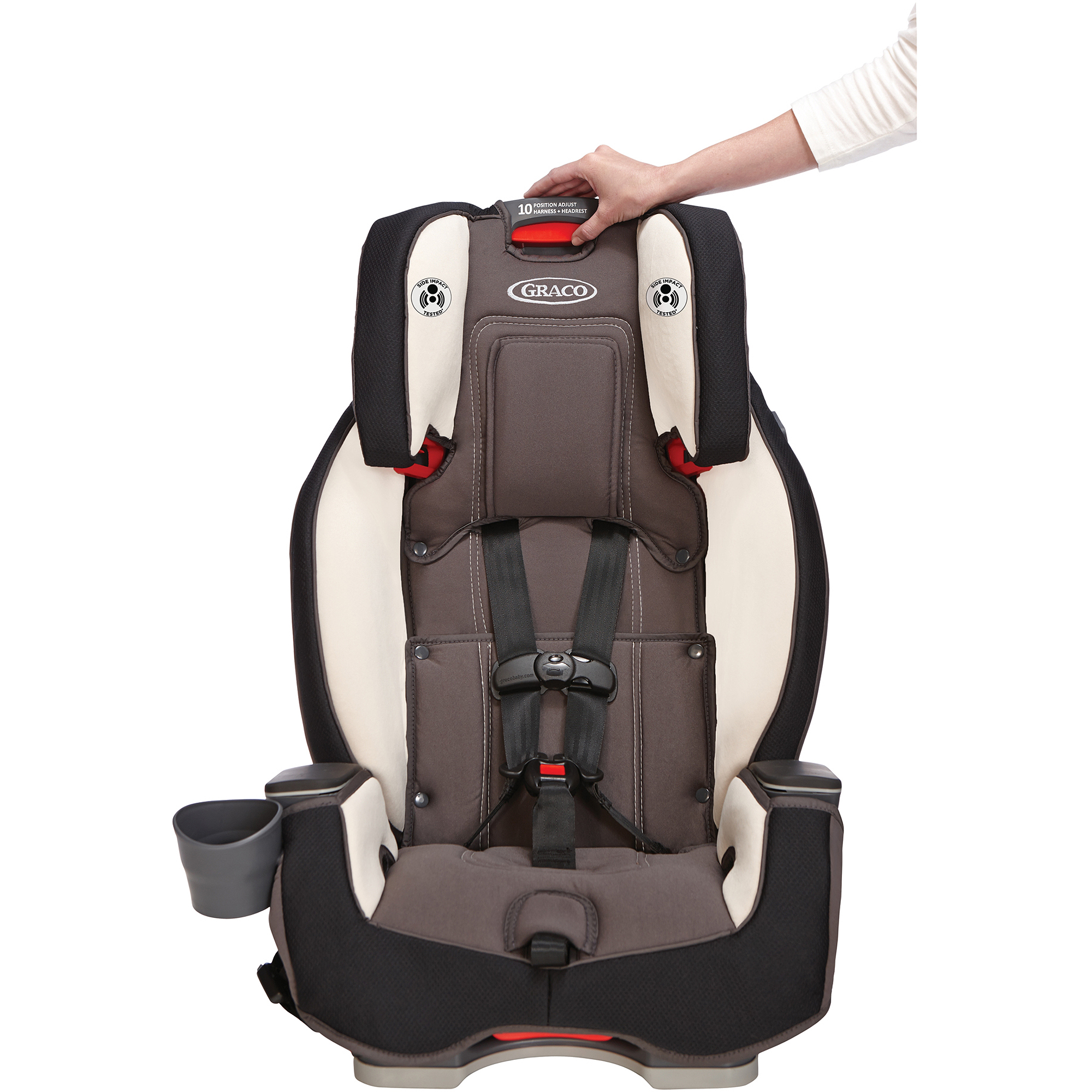 Graco Milestone All In One Car Seat Convertible Car Seat